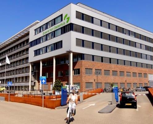 hanskraan wayfinding - Groene Hart Ziekenhuis